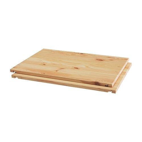 TROFAST 棚板 パイン材