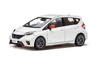 京商 1/43 日産 ミニカー 模型 ノート ニスモ ブリリアントホワイトパール 日産 NISSAN ミニカー 模型 NOTE NISMO Brilliant White Pearl