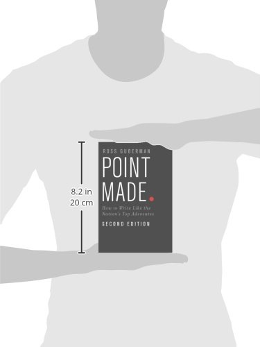 『Point Made: How to Write Like the Nation's Top Advocates』の2枚目の画像