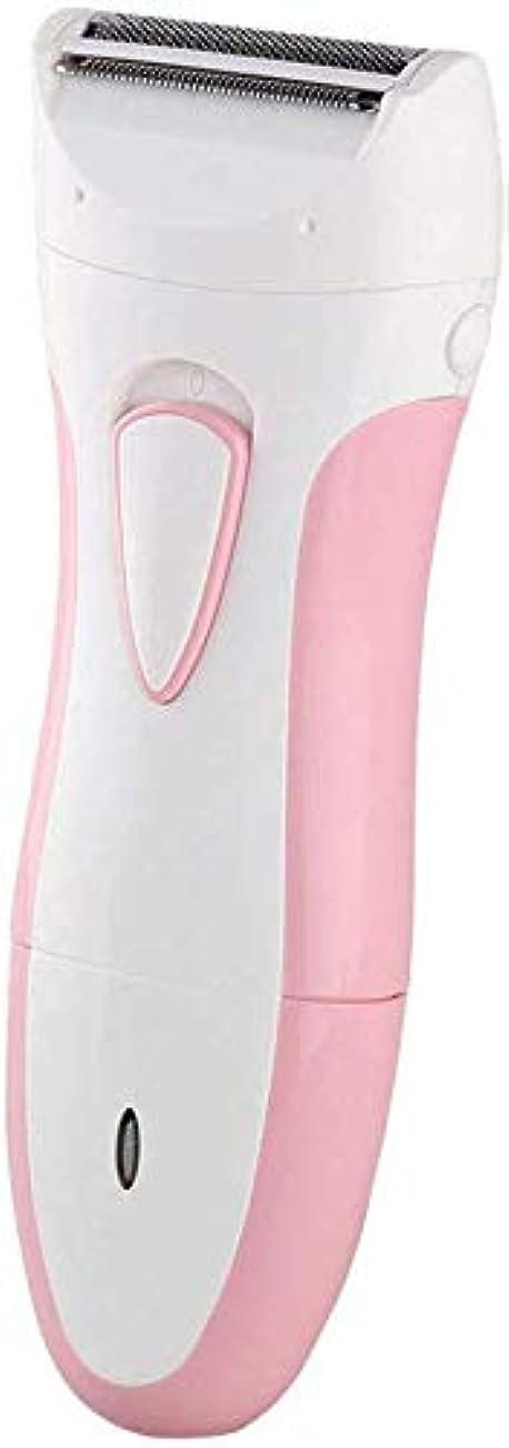 清めるお勧め横HABAIS 長期的ななめらかな肌のための足の脱毛器家庭用、電気ミニ無痛脱毛器ワイヤレスウェットとドライの脱毛器応用,Pink