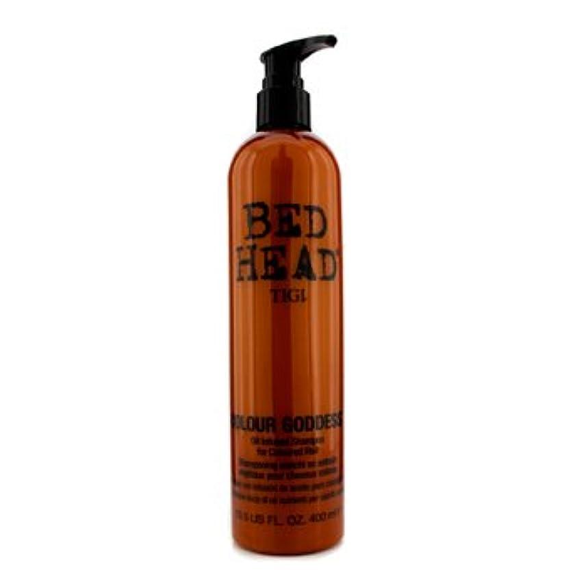 予約あいさつから[Tigi] Bed Head Colour Goddess Oil Infused Shampoo (For Coloured Hair) 400ml/13.5oz