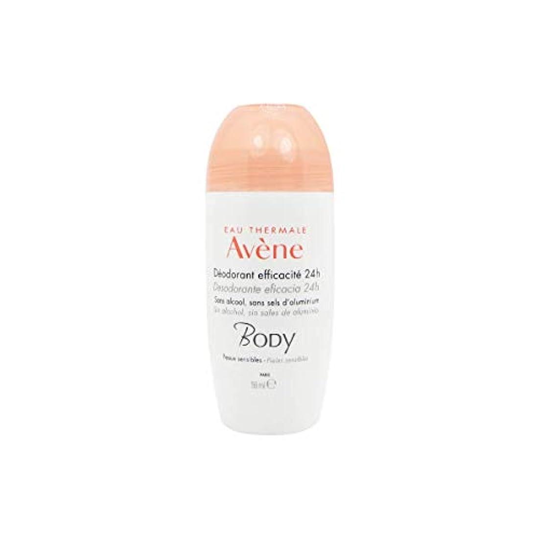周り宮殿平方Avene Regulating Deodorant Care Roll-on 50ml [並行輸入品]
