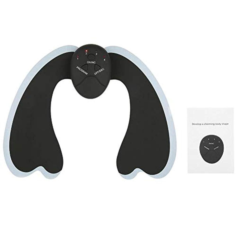 床を掃除するビュッフェ支出Semmeヒップトレーナー電子臀部用ビルダー臀部引き締めリフトヒップを排除過剰脂肪トレーニングフィットネスマッサージ機