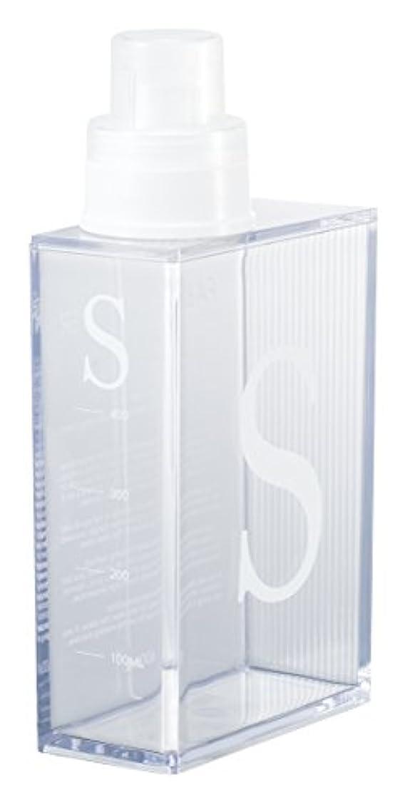 お気に入り開発問い合わせるSO-Q STYLE 日本製 詰め替え用ボトル Books クリアノベルス クリア 柔軟剤 600ml 16-454459