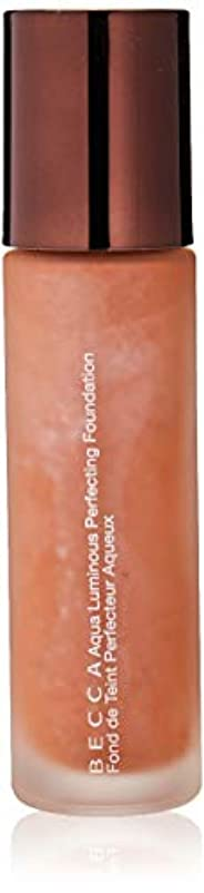 簡潔な味不誠実Aqua Luminous Perfecting Foundation - Deep Bronze