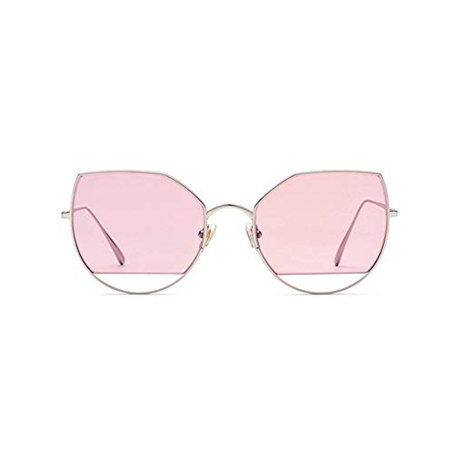 好意拾うエンドテーブルOkiiting キャットアイサングラスファッションサングラス超軽量素材HD偏光レンズ調節可能なフレーム女性に適して うまく設計された