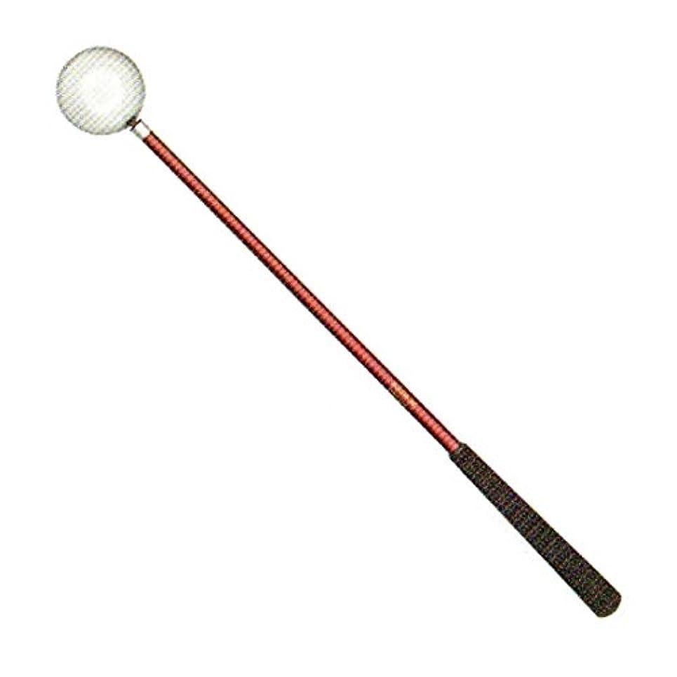 苦いアレキサンダーグラハムベル明示的に昌栄(SIYOUEI) ダンゴ投げ杓55 70mmステンレスカップ No.581-1 柄レッド