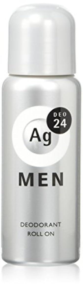 半球拡声器精度エージーデオ24 メンズデオドラントロールオン 無香性 60mL (医薬部外品)