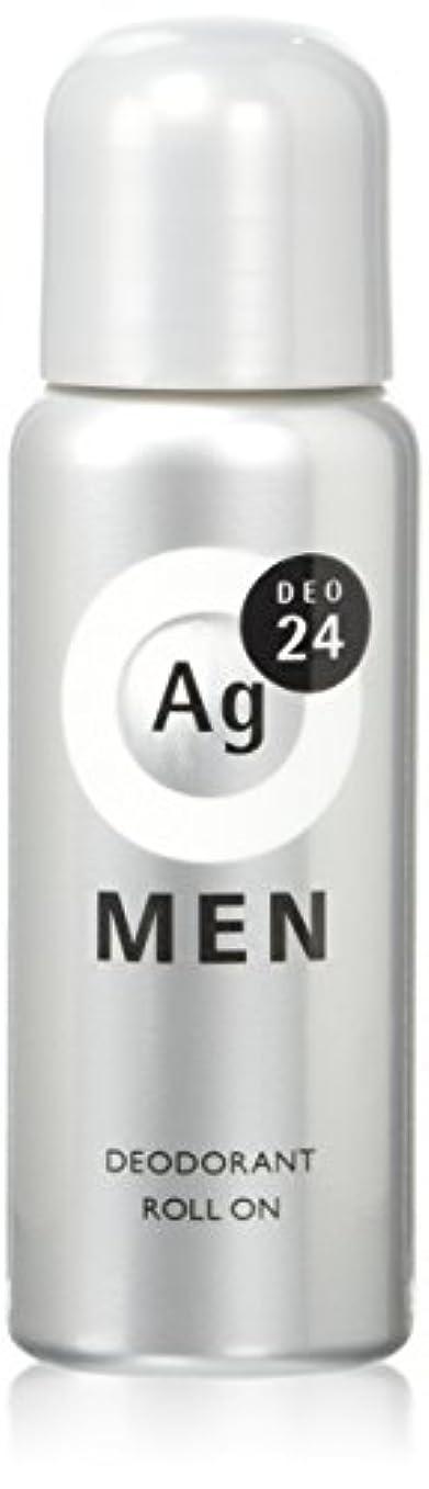 十年無駄にピッチャーエージーデオ24 メンズデオドラントロールオン 無香性 60mL (医薬部外品)