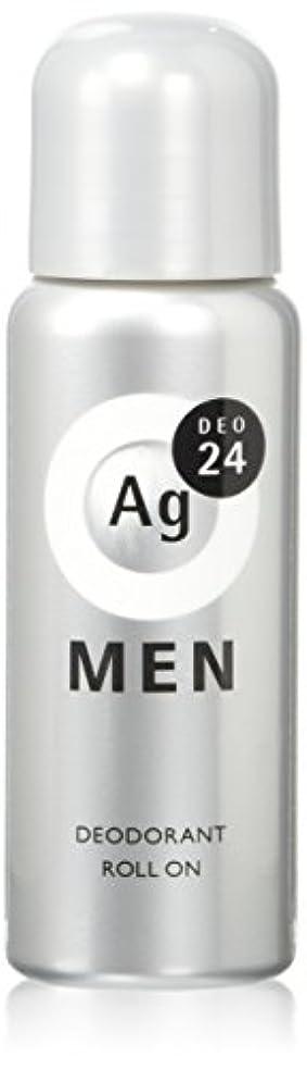 毛細血管怠惰消費エージーデオ24 メンズデオドラントロールオン 無香性 60mL (医薬部外品)