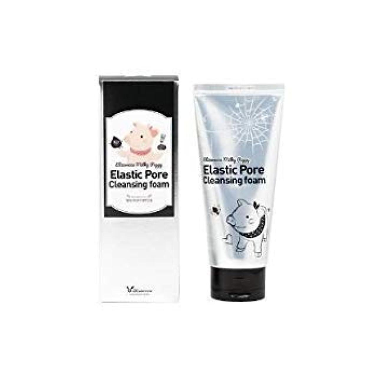 放射する話すアシュリータファーマン(6 Pack) ELIZAVECCA Elastic Pore Cleansing Foam (並行輸入品)