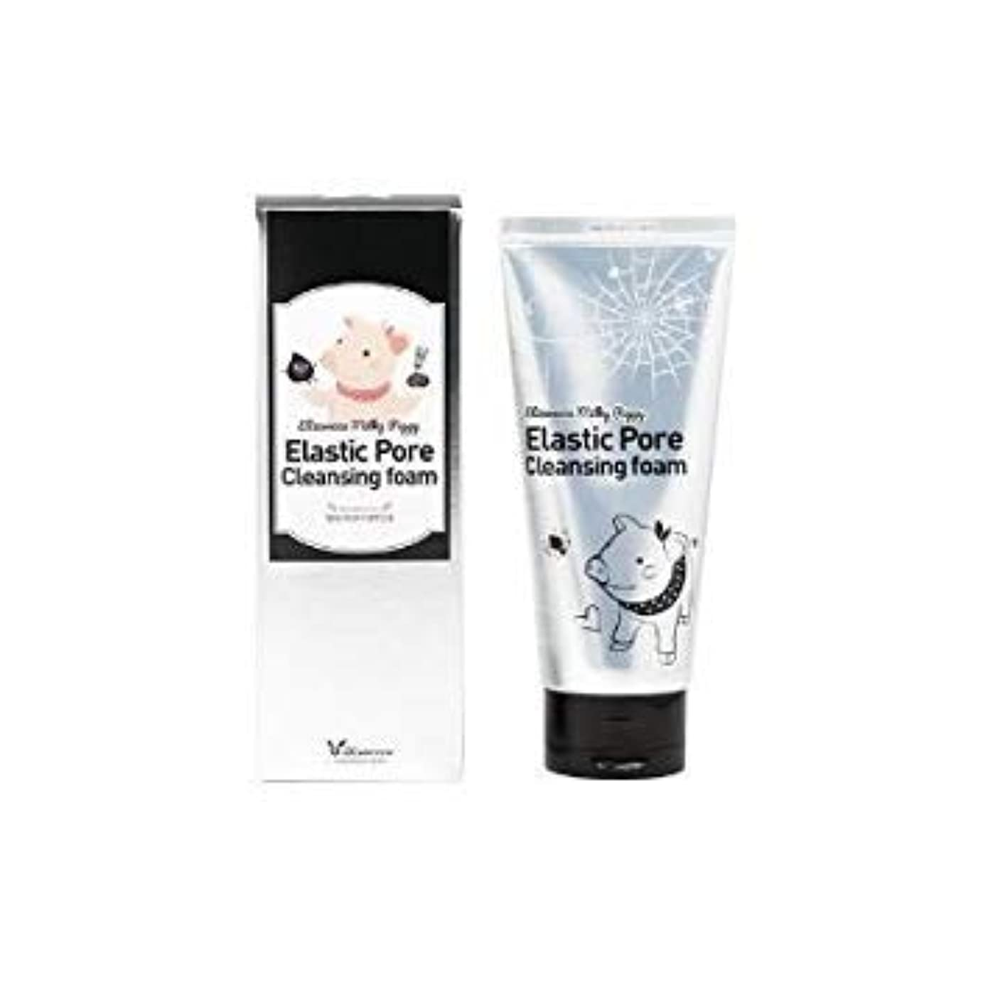 勝者顧問私たち自身(6 Pack) ELIZAVECCA Elastic Pore Cleansing Foam (並行輸入品)
