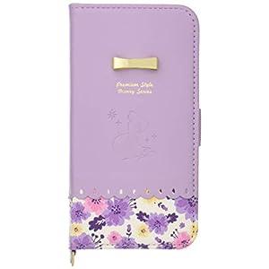 iPhone7/6s/6ケース/4.7インチ対応/ディズニーキャラクター/Premium Style/フリップカバー/パステルリボン/ラプンツェル/ PG-DFP213RPZ