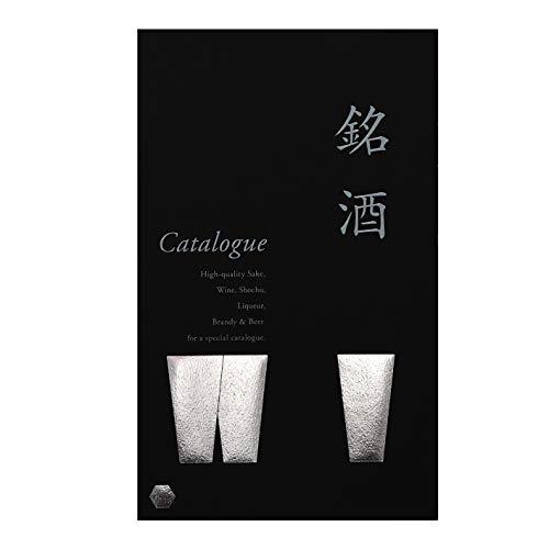 銘酒 ギフトカタログ GS05コース (風呂敷包み/市松)