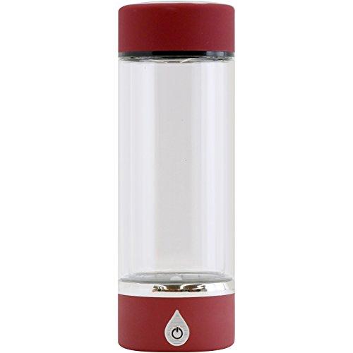 ポータブル水素生成器 高濃度 水素生成器 どこででも水素水が...