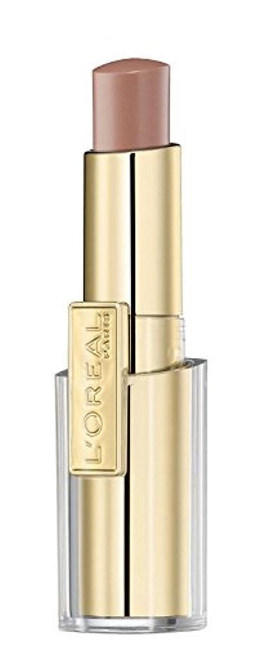 刈り取る手数料矢印Loreal Rouge Caresse Lipstick Nude Ingenue 501