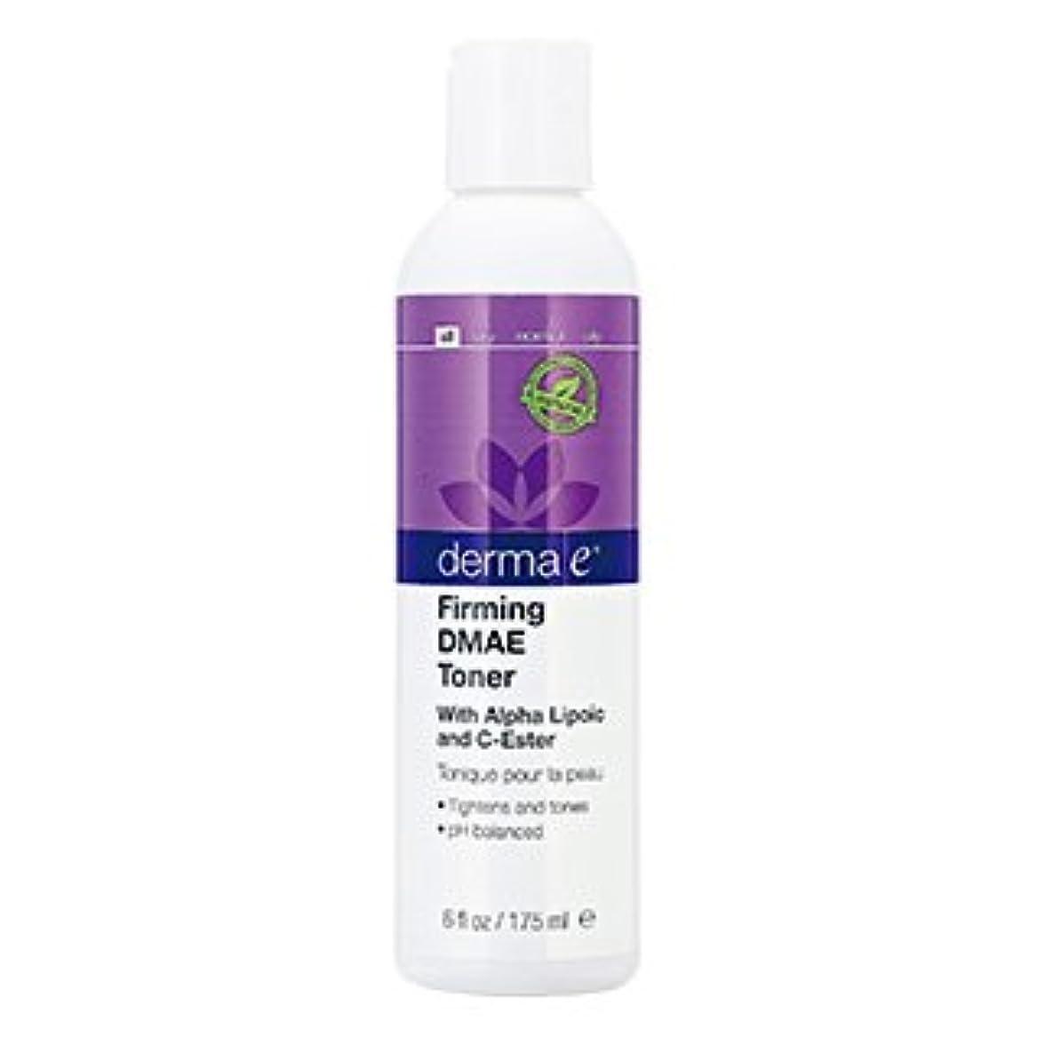 日焼け樹木ペルソナダーマE(Derma E) DMAE アルファリポ酸 Cエスター ファーミングフェイシャルトナー 175ml [海外直送][並行輸入品]