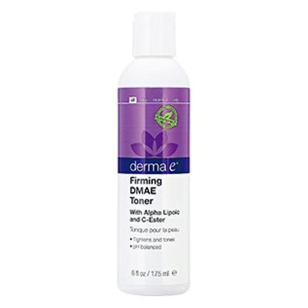 コンペ中央値ラップダーマE(Derma E) DMAE アルファリポ酸 Cエスター ファーミングフェイシャルトナー 175ml [海外直送][並行輸入品]