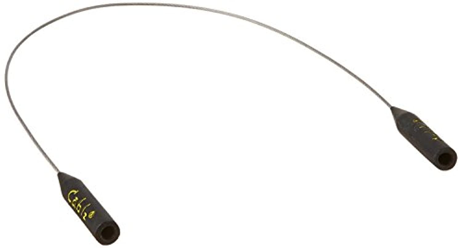 Original Cablz 14 Stainless (Clear Coated) Eyewear Holders by Cablz