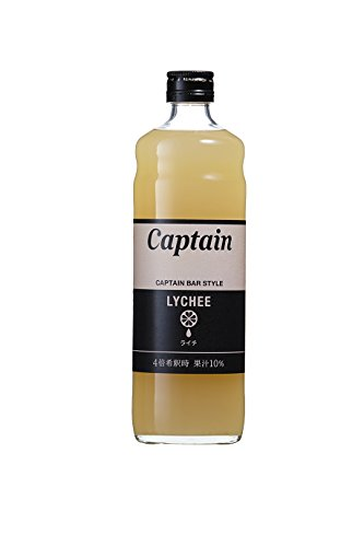 キャプテン ライチ 600ml