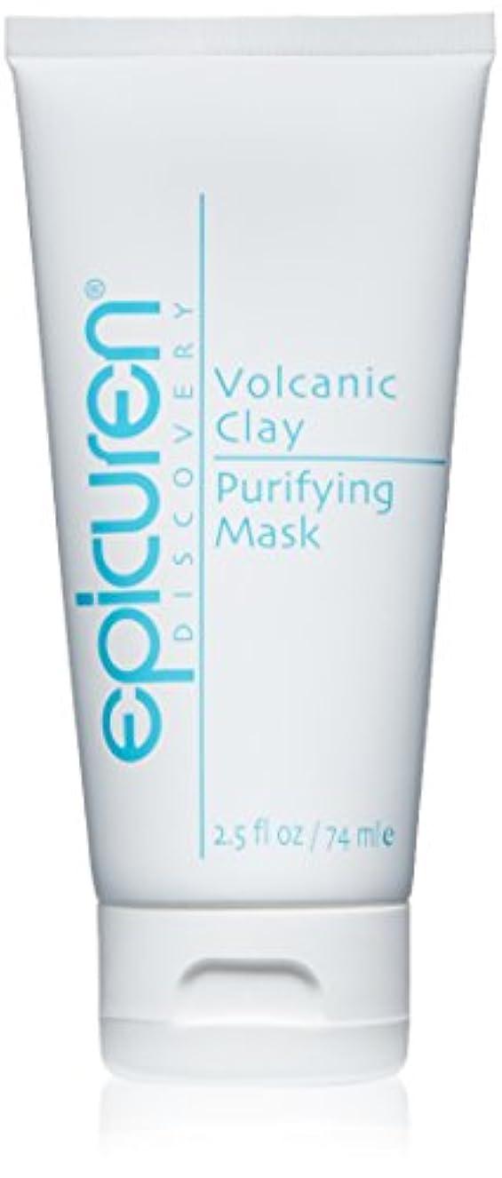 傷つきやすい絶滅した知事Epicuren Volcanic Clay Purifying Mask - For Combination & Oily Skin Types 74ml/2.5oz並行輸入品