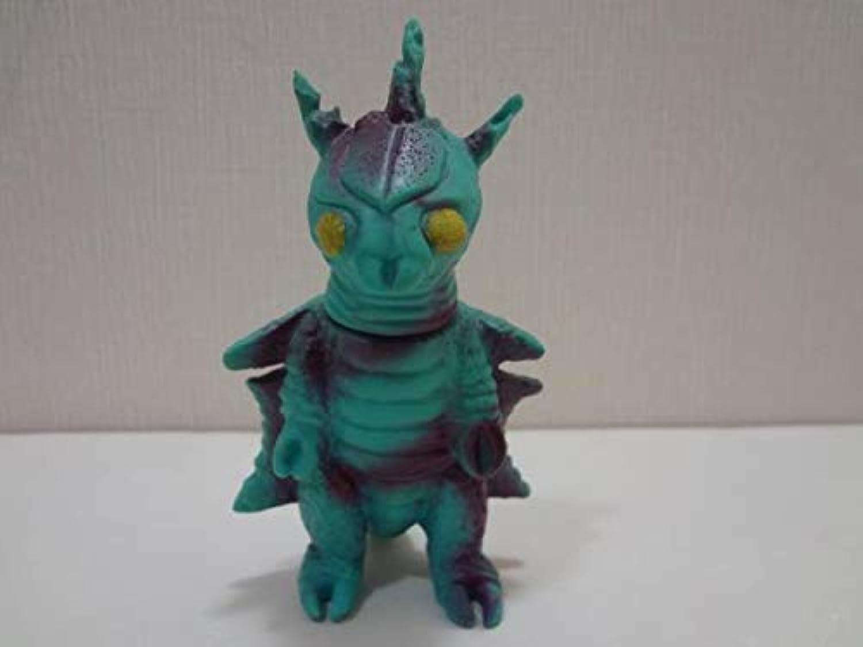 角の折れなし 希少 昭和 ブルマァク ソフビ アリブンタ 高さ 12cm 220円 ウルトラマン エース A 怪獣