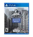 Project Highrise Architect Edition playstation 4 プロジェクトハイライドアーキテクト版プレイステーション4北米英語版 [並行輸入品]