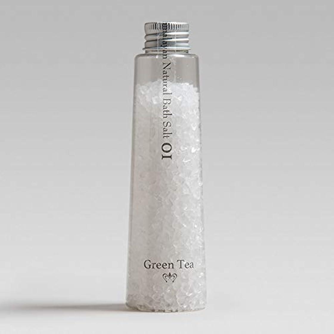 背が高い新鮮な福祉ROSEBAY アロマバスソルト ボトルタイプ170g グリーンティー