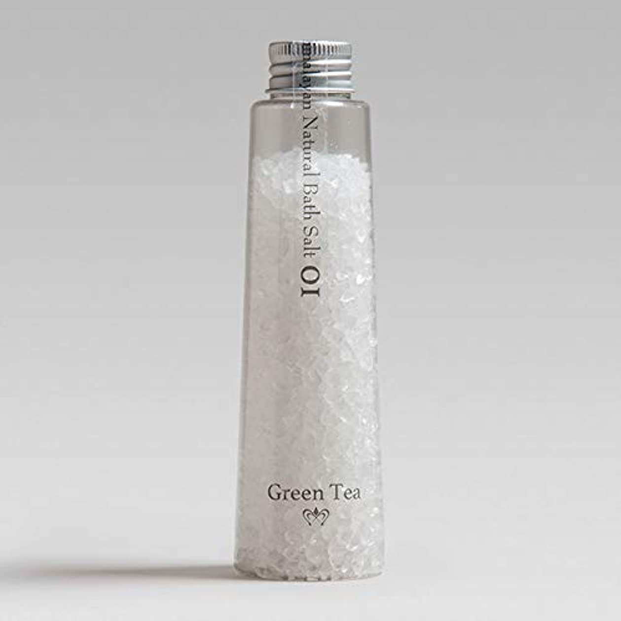 干渉誠実実験的ROSEBAY アロマバスソルト ボトルタイプ170g グリーンティー