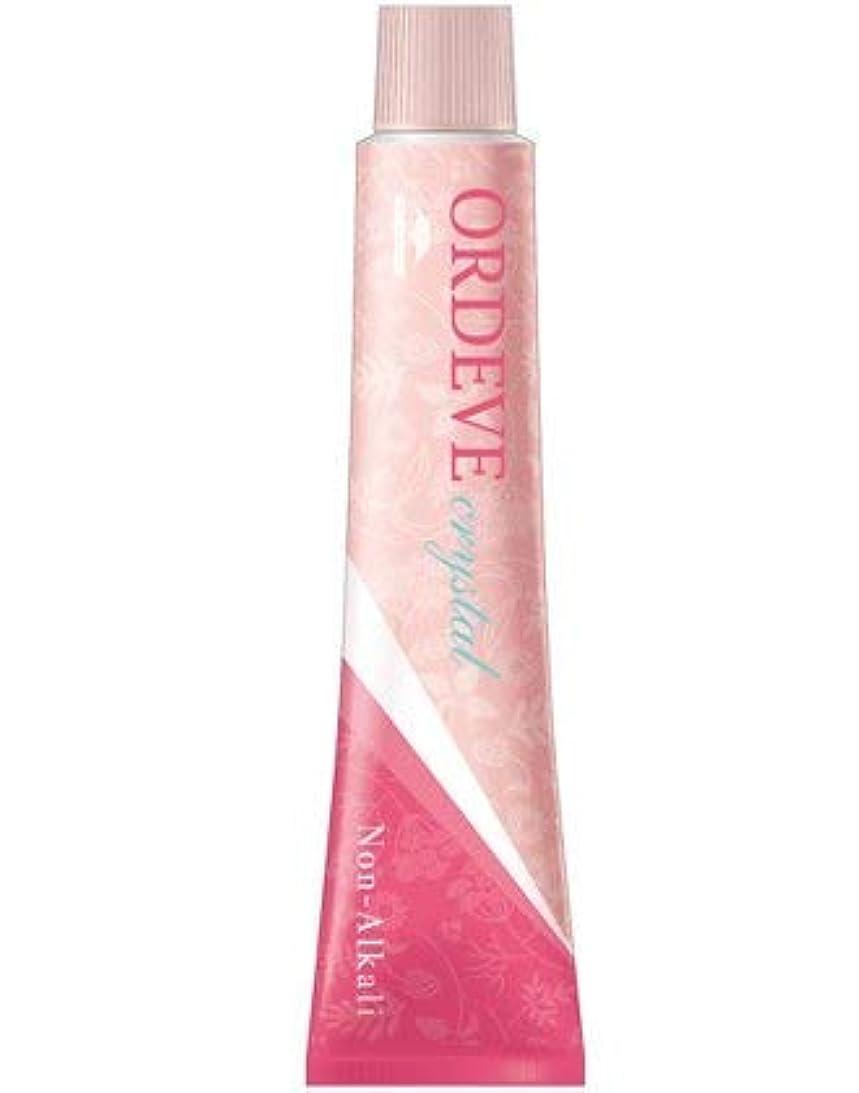 粒インディカ石油ミルボン オルディーブ クリスタ ル (c11-GgB/n グレージュ ブラ ウン) 80g