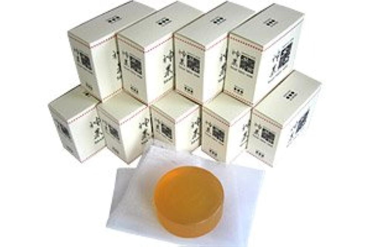 慣れる苦痛ハーブ神農ソープ(100g)1ケース(10個入り)