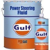 ガルフ プロガード パワーステアリング フルード 部分合成油 20L