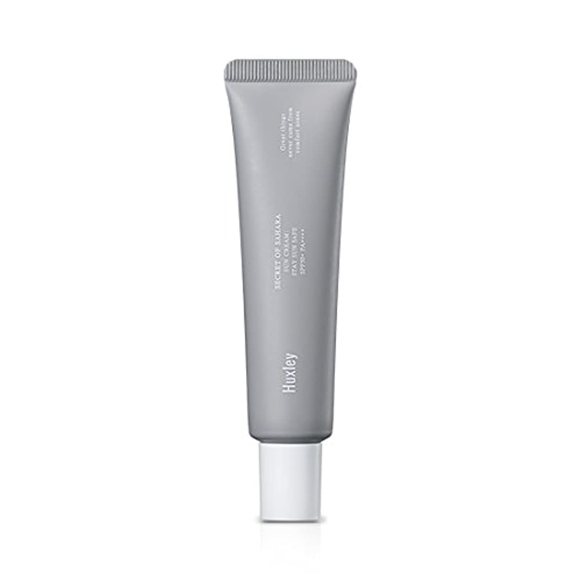 スチュワーデスおかしい生物学Huxley Sun Cream;Stay Sun Safe 35ml (SPF50+ PA++++)/ハクスリー サンクリーム;ステイ サン セーフ 35ml (SPF50+ PA++++) [並行輸入品]