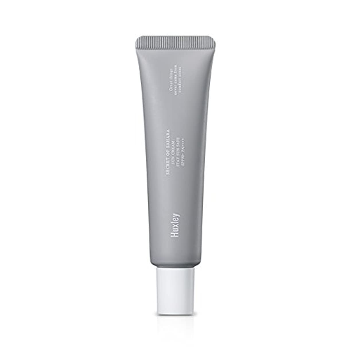 確認する経営者ソビエトHuxley Sun Cream;Stay Sun Safe 35ml (SPF50+ PA++++)/ハクスリー サンクリーム;ステイ サン セーフ 35ml (SPF50+ PA++++) [並行輸入品]