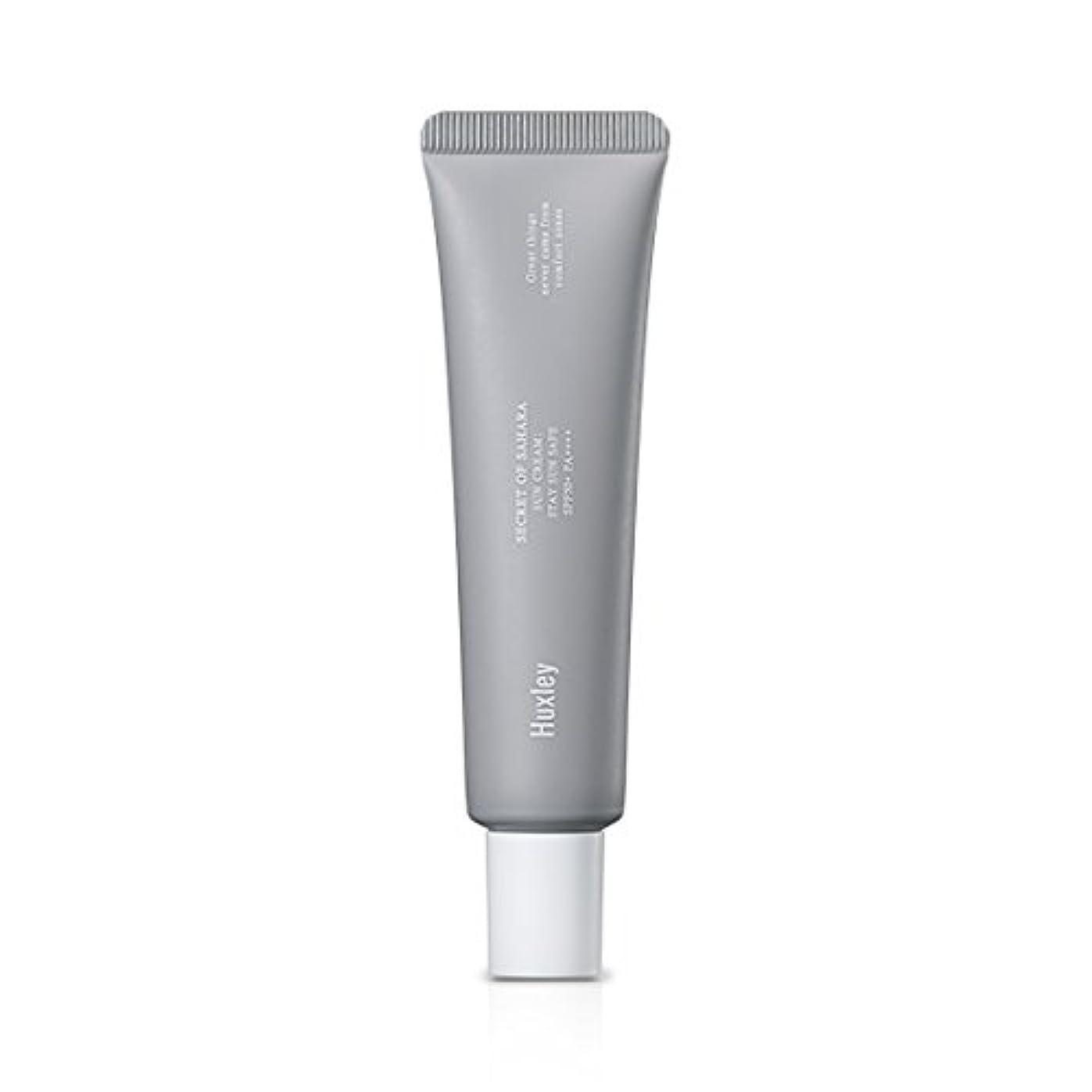 配列偏心失業Huxley Sun Cream;Stay Sun Safe 35ml (SPF50+ PA++++)/ハクスリー サンクリーム;ステイ サン セーフ 35ml (SPF50+ PA++++) [並行輸入品]