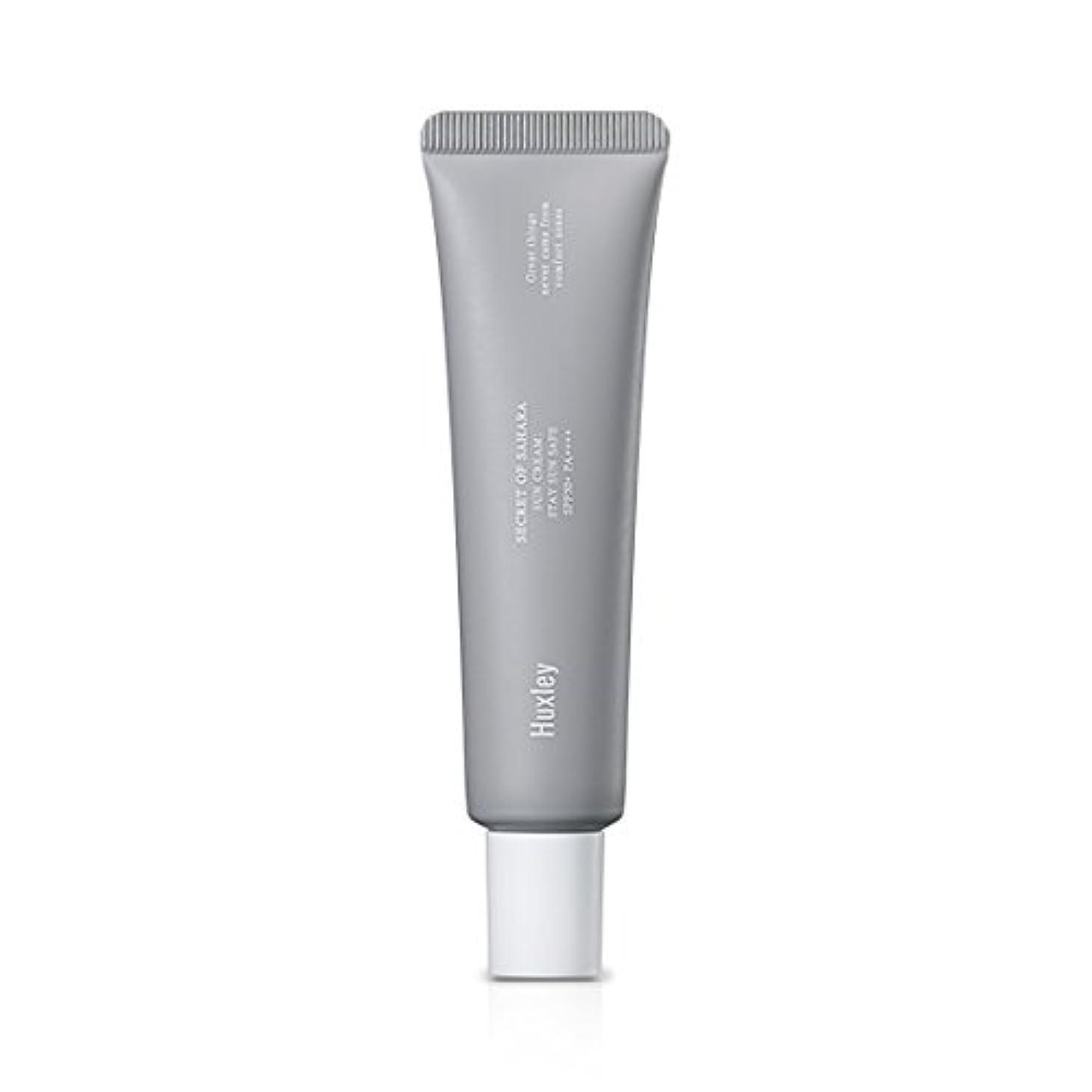 概して治世で出来ているHuxley Sun Cream;Stay Sun Safe 35ml (SPF50+ PA++++)/ハクスリー サンクリーム;ステイ サン セーフ 35ml (SPF50+ PA++++) [並行輸入品]