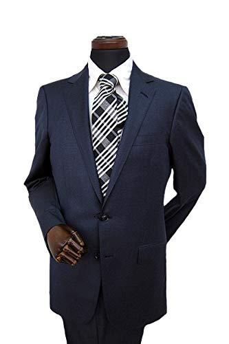 メンズスーツ ブルー 無地 イタリア REDA素材 オースチンリード A7 AB4 AB5 AB6 AB7 S1