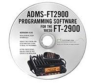 Yaesu adms-2900プログラミングソフトウェアon CD with USBコンピュータインタフェースケーブルfor ft-2900r by Rtシステム