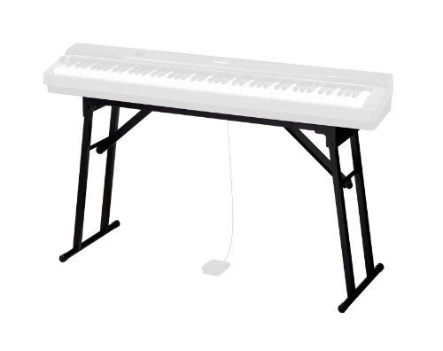 CASIO Privia 電子ピアノ PX-110/PX-200/PX-310/PX-500L用折りたたみ式スタンド CS-53P