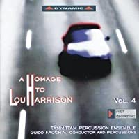 Homage to Lou Harrison 4 by LOU HARRISON (2003-10-21)
