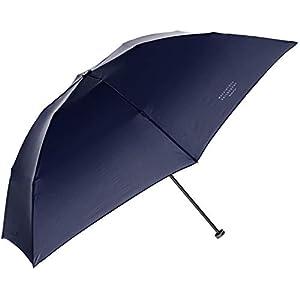 [ムーンバット] Mackintosh Philosophy(マッキントッシュ フィロソフィ) Barbrella 婦人 折りたたみ傘 軽量 UV無地 レディース 21-431-28250-02 ネイビーブルー 日本 Free (Free サイズ)