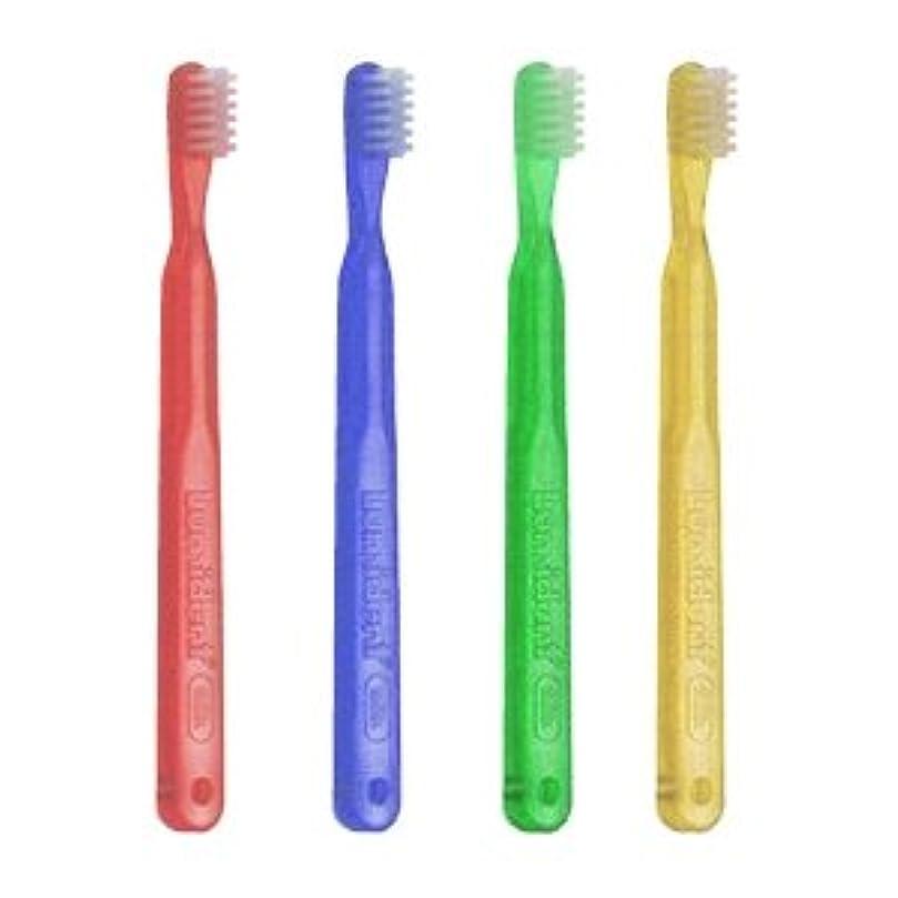 人道的可塑性つぶやきヘレウス ルミデント 歯ブラシ ミルク 1本