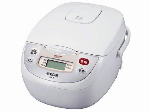 タイガー マイコン炊飯器 「炊きたて」 5.5合 アーバンホワイト JBG-B100-WU