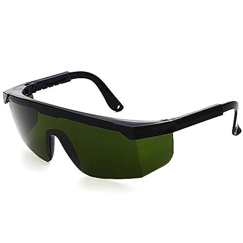 誓約マスクコートJiayaofu レーザー保護メガネIPL美容機器メガネレーザーペアIPLメガネ、安全メガネ