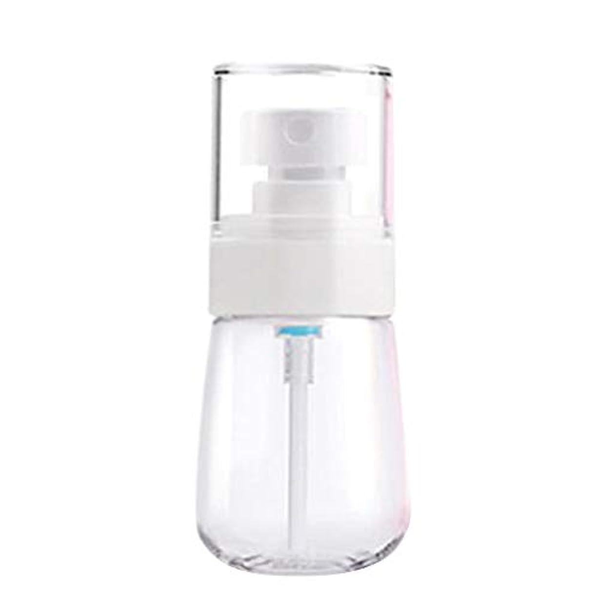 サンダーマルクス主義ジョブVi.yo 小分けボトル スプレーボトル トラベルボトル 化粧水 詰替用ボトル 携帯用 旅行 出張 80ml 透明