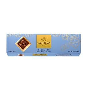 ゴディバ (GODIVA) ミルクチョコレート 12枚