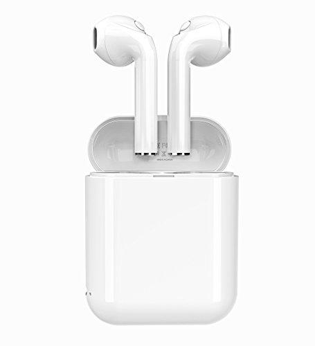完全ワイヤレスイヤホン Langsdom 高音質 Bluetooth4.2 ...