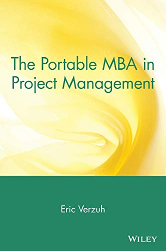 Download The Portable MBA in Project Management (Portable MBA Series) 0471268992
