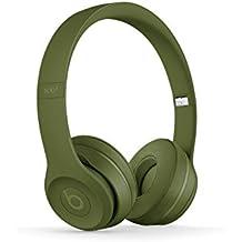 Beats Solo3 Wireless On-Ear Headphones - Neighborhood Collection - Turf Green