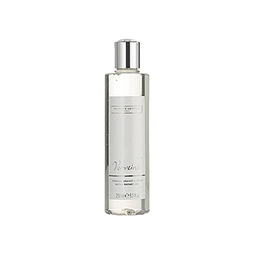 マニアック情緒的届けるThe White Company Verveine Bath & Shower Gel - バス&シャワージェル白会社 [並行輸入品]